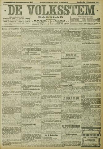 De Volksstem 1915-08-19