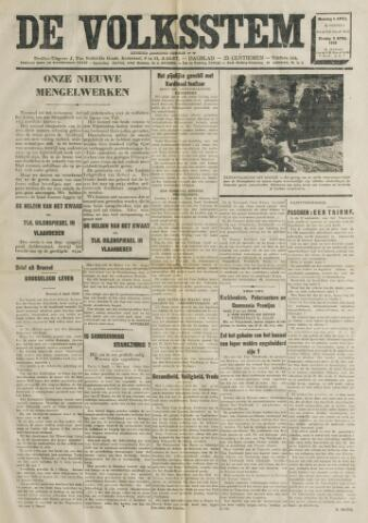 De Volksstem 1938-04-03