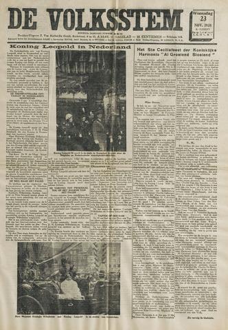 De Volksstem 1938-11-23
