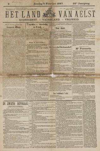 Het Land van Aelst 1887