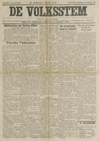 De Volksstem 1941-02-18