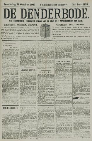 De Denderbode 1909-10-21