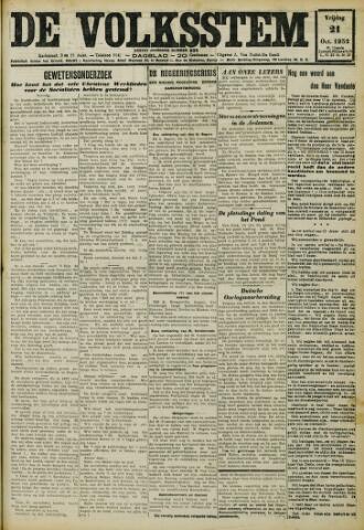 De Volksstem 1932-10-21