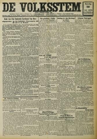 De Volksstem 1932-07-30