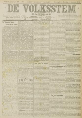 De Volksstem 1910-12-11