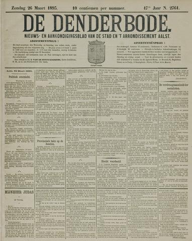 De Denderbode 1893-03-26