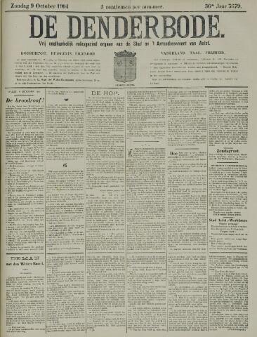De Denderbode 1904-10-09