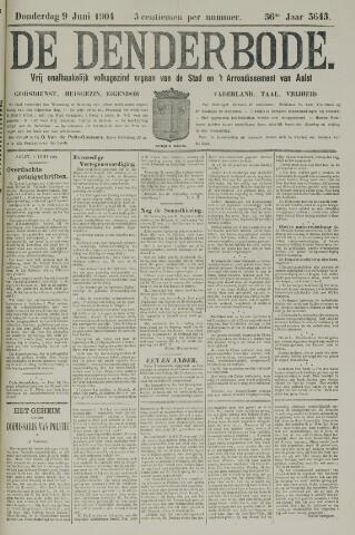 De Denderbode 1904-06-09