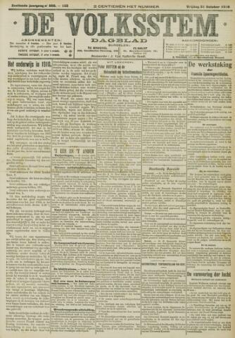 De Volksstem 1910-10-21