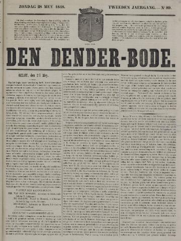 De Denderbode 1848-05-28
