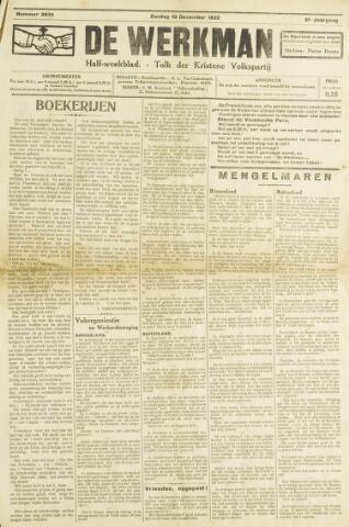 De Werkman 1922