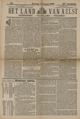 Het Land van Aelst 1888-08-19