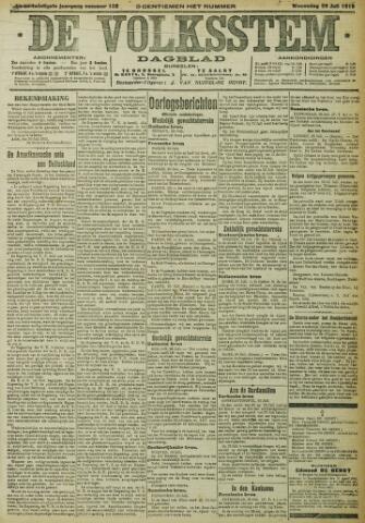 De Volksstem 1915-07-28