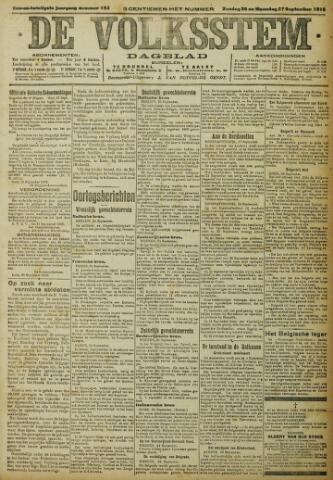 De Volksstem 1915-09-26
