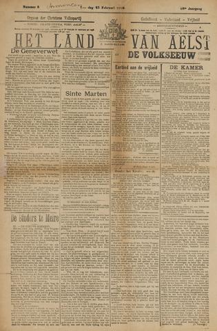Het Land van Aelst 1908-02-23