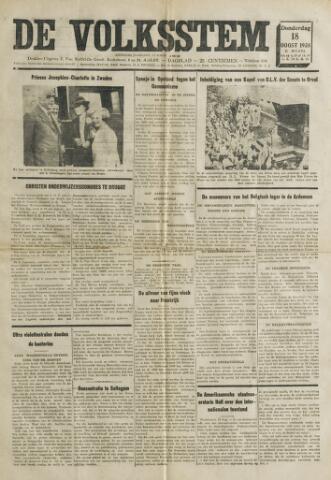 De Volksstem 1938-08-18