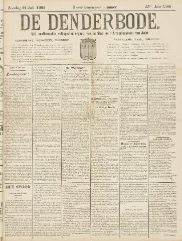 De Denderbode 1901-07-14