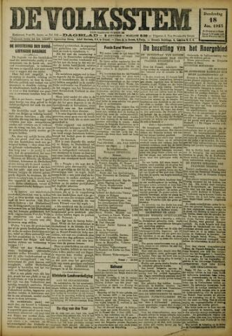 De Volksstem 1923-01-18