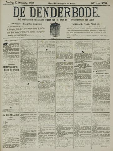 De Denderbode 1903-12-27