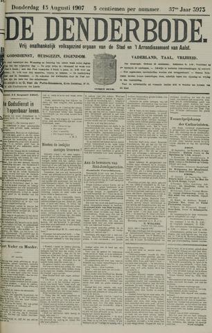 De Denderbode 1907-08-15
