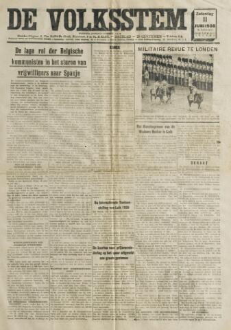 De Volksstem 1938-06-11