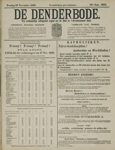 De Denderbode 1895-11-24