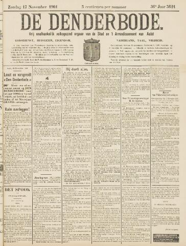 De Denderbode 1901-11-17