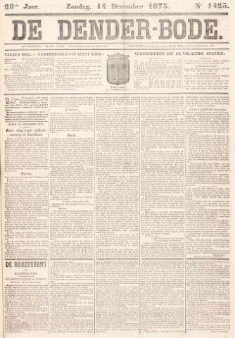 De Denderbode 1873-12-14