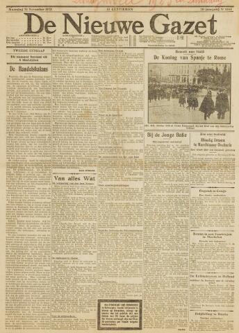 Nieuwe Gazet van Aalst 1926-11-16