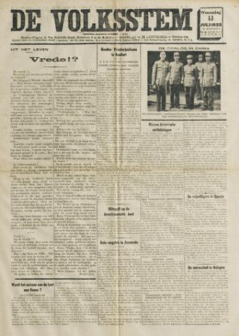 De Volksstem 1938-07-13