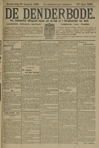 De Denderbode 1898-08-25
