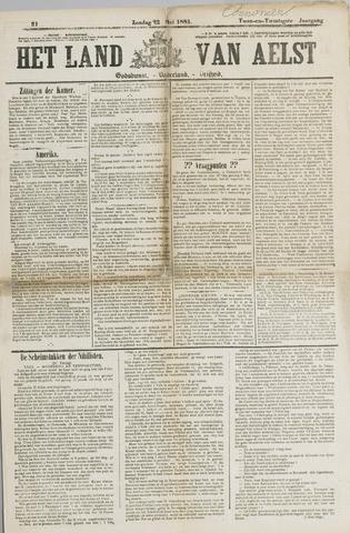 Het Land van Aelst 1881-05-22