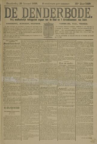 De Denderbode 1898-01-20
