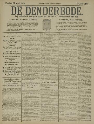De Denderbode 1898-04-24