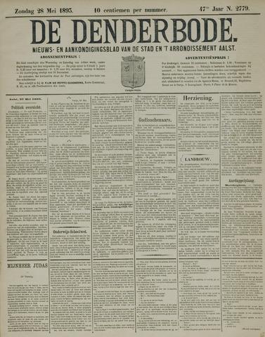 De Denderbode 1893-05-28