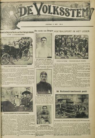 De Volksstem 1914-05-03