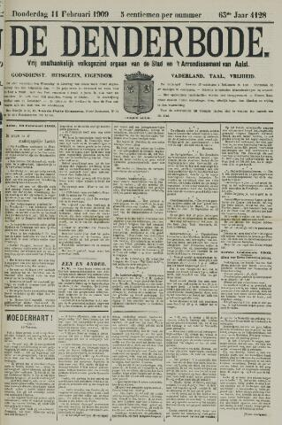 De Denderbode 1909-02-11