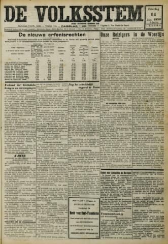 De Volksstem 1930-06-14