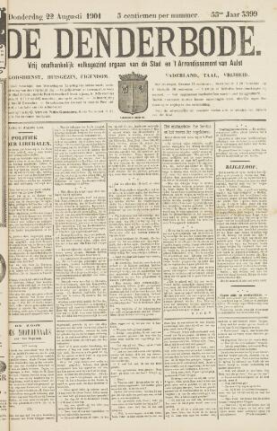 De Denderbode 1901-08-22