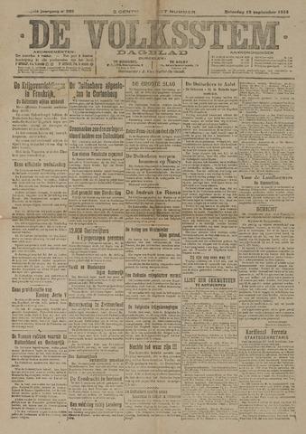 De Volksstem 1914-09-12