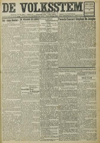 De Volksstem 1931-02-01