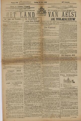 Het Land van Aelst 1908-06-21