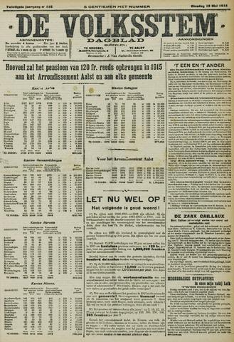 De Volksstem 1914-05-19