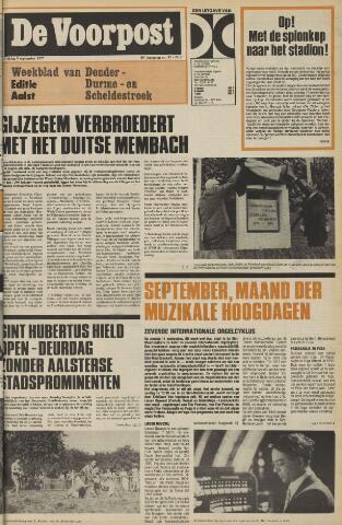 De Voorpost 1977-09-09