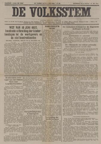 De Volksstem 1941-05-29