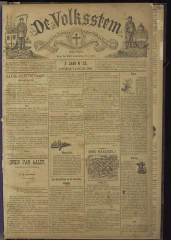 De Volksstem 1896
