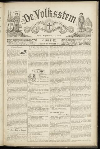 De Volksstem 1898-11-19