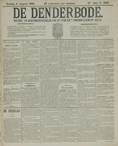 De Denderbode 1893-08-06