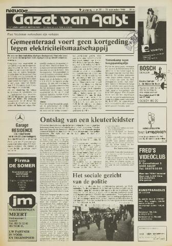 Nieuwe Gazet van Aalst 1984-09-21