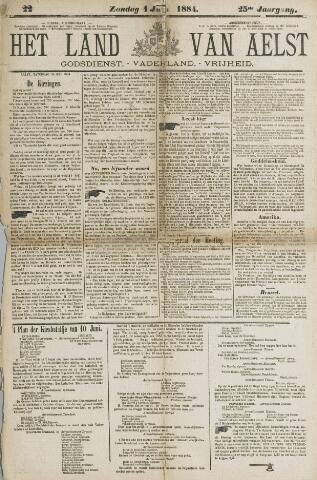 Het Land van Aelst 1884-06-01